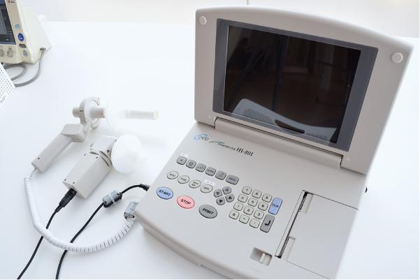 呼吸筋力測定器